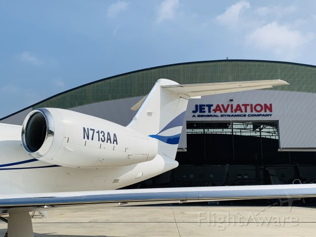 Gulfstream Aerospace Gulfstream IV (N713AA)
