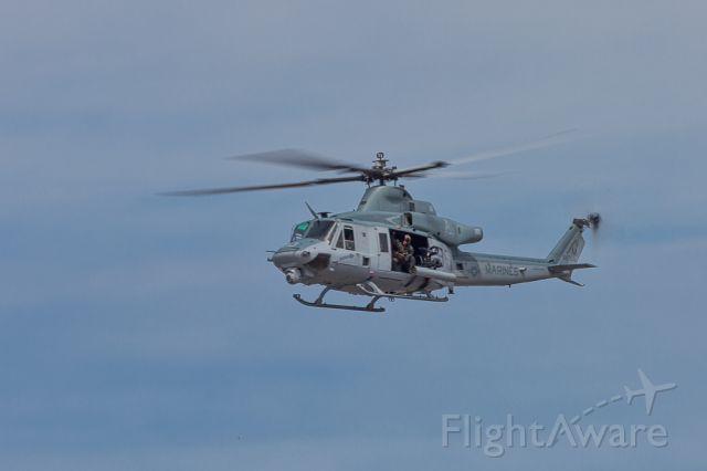 Bell UH-1V Iroquois (16-6755) - USMC Bell UH-1Y Venom