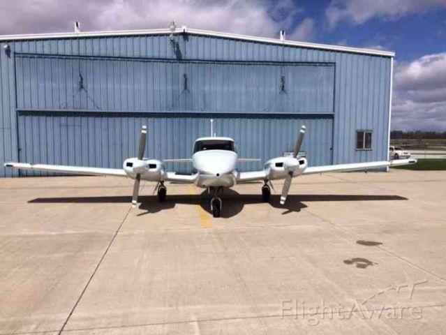 Piper PA-30 Twin Comanche (N7414Y)