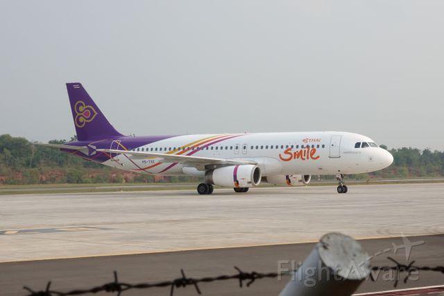 Airbus A320 (HS-TXE)