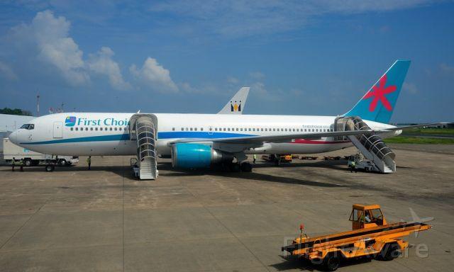 BOEING 767-300 (G-OOBL) - 2006