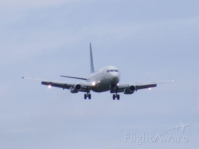 C-GCPT — - all lights on for landing