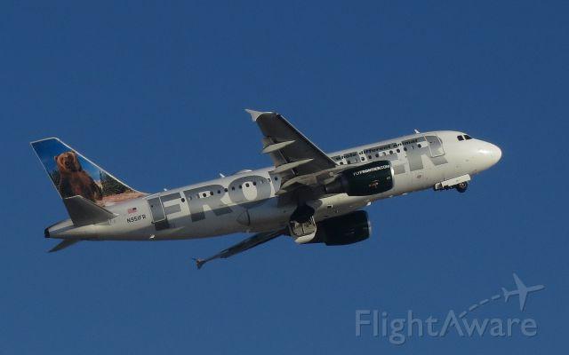 Airbus A319 (N951FR)
