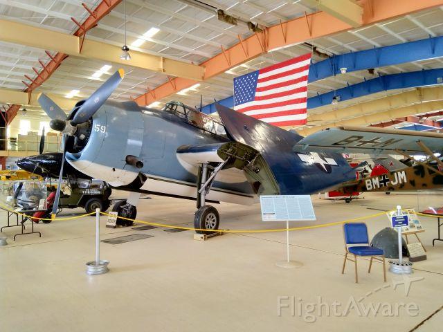 Grumman G-40 Avenger — - Grumman TBM-3E Avenger.  This aircraft is located at the War Eagles Air Museum in Santa Teresa, New Mexico.