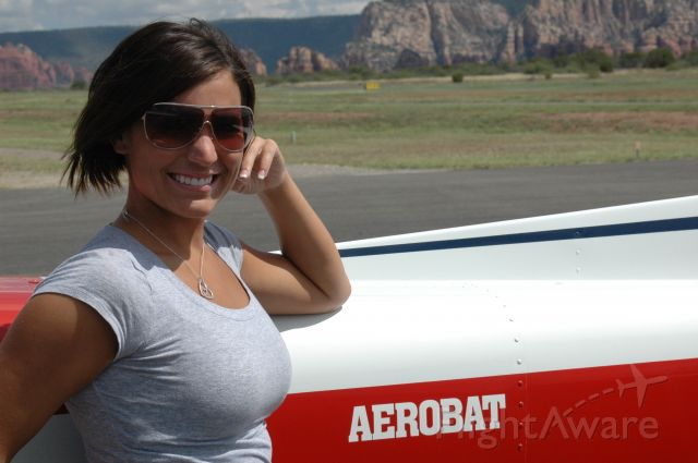 N4958A — - Morning flight to Sedona with my wife    1979 Cessna A152 Aerobat Sparrowhawk 125 HP upgrade