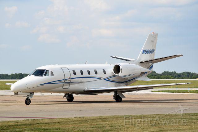 Cessna Citation Excel/XLS (N560DP)