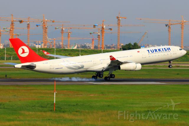 Airbus A340-300 (TC-JDN)