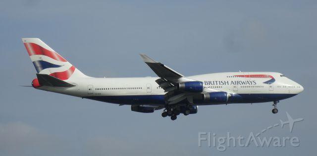 Boeing 747-200 (G-CIVE)
