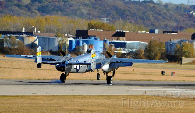 North American TB-25 Mitchell (N27493)