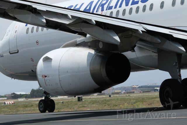 — — - TURKISH AIRLINES..<br /> LAND OFF POSITION.. TURKIYE