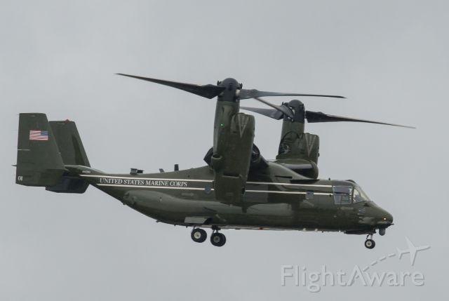 — — - Marine Corps V22 Bell-Boeing Oosprey