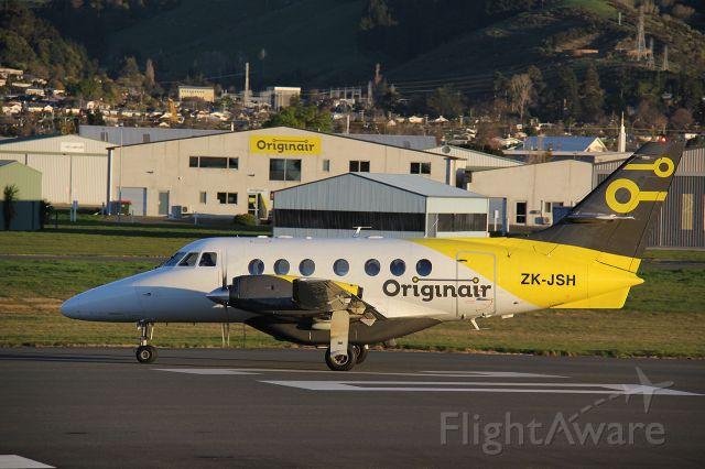 British Aerospace Jetstream 31 (ZK-JSH) - ZK-JSH