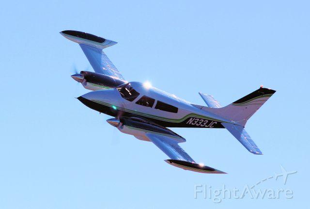 Cessna 310 (N333JC)