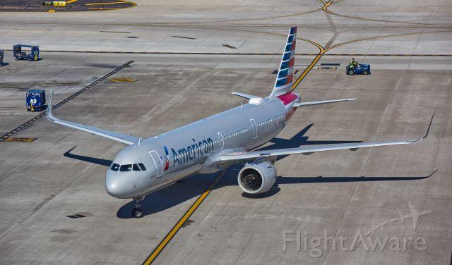 Airbus A321neo (N406AN)