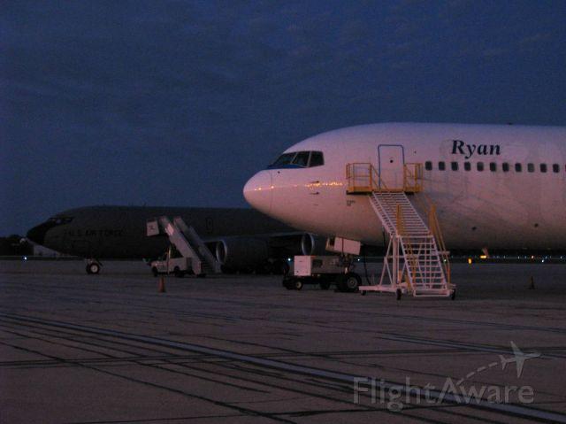 BOEING 767-300 (N158BK) - Ryan Int