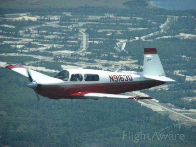 Mooney M-20 (N9163Q)