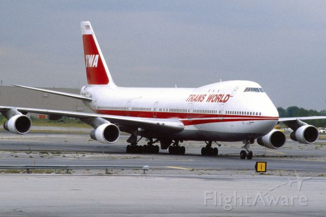 BOEING 747-100 — - September 1990 at JFK