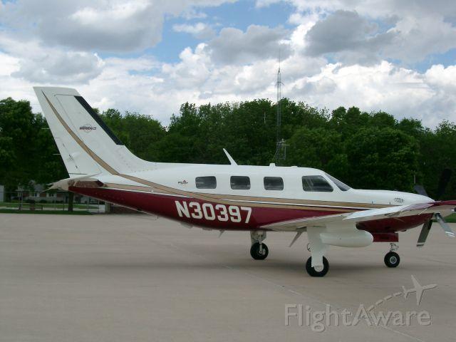 Piper Malibu Meridian (N30397)