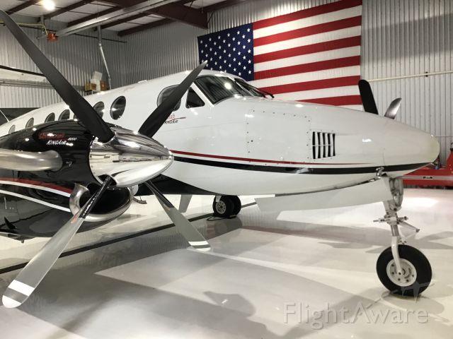 Beechcraft Super King Air 200 (N53KA)