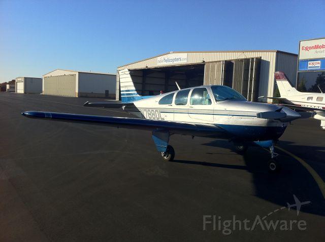 Beechcraft Bonanza (33) (N7880L)