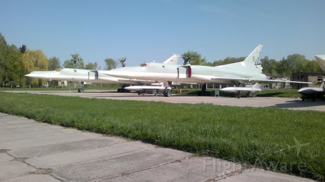 Tupolev Tu-22 — - TU-22M3