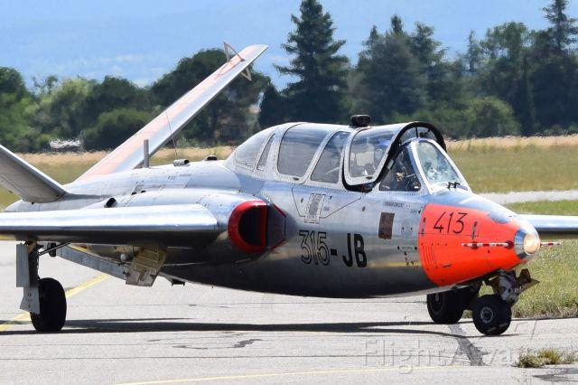 F-AZPZ — - Fouga CM-170 Magister