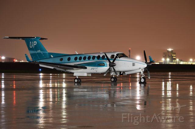 Beechcraft Super King Air 350 (N862UP)