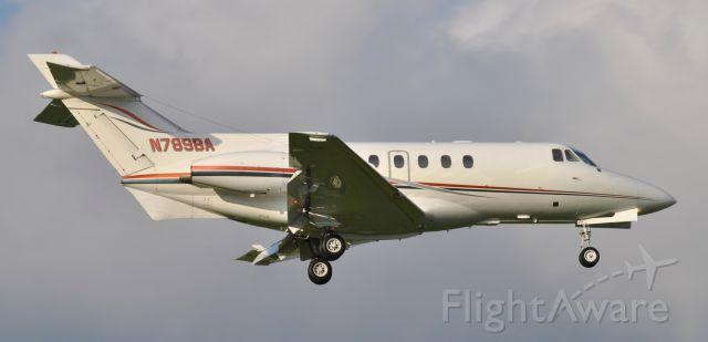 Hawker Siddeley HS-125-400 (N789BA)