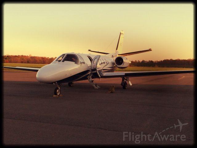 Cessna Citation II (N76RB)