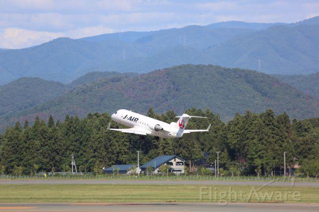 Canadair Regional Jet CRJ-200 (JA201J)
