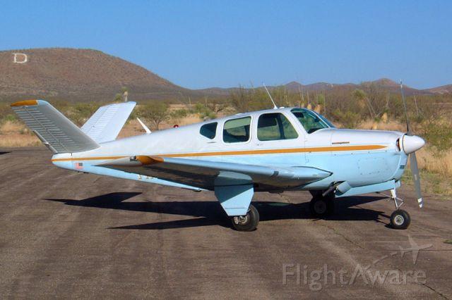 Beechcraft 35 Bonanza (N1866D)