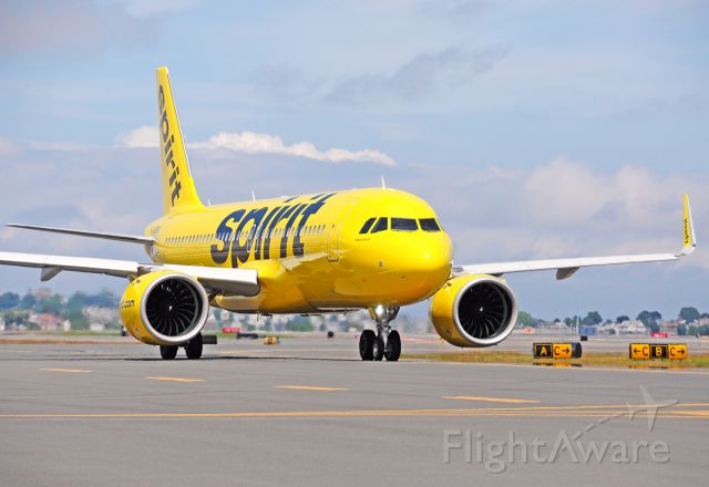 N925NK — - Spirit Airlines A320Neo