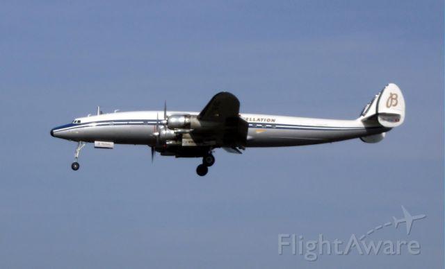 Lockheed EC-121 Constellation (HB-RSC)