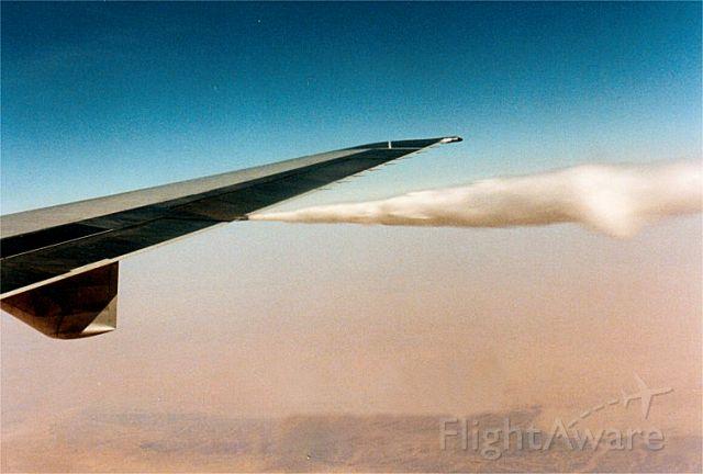 McDonnell Douglas DC-10 — - DC10-40 Fuel Dump