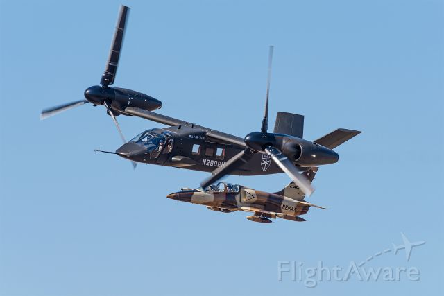 BELL V-280 Valor (N280BH) - 2019 Bell Fort Worth Alliance Air Show