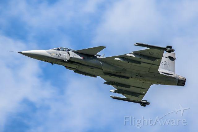 Saab JAS39 Gripen (223)