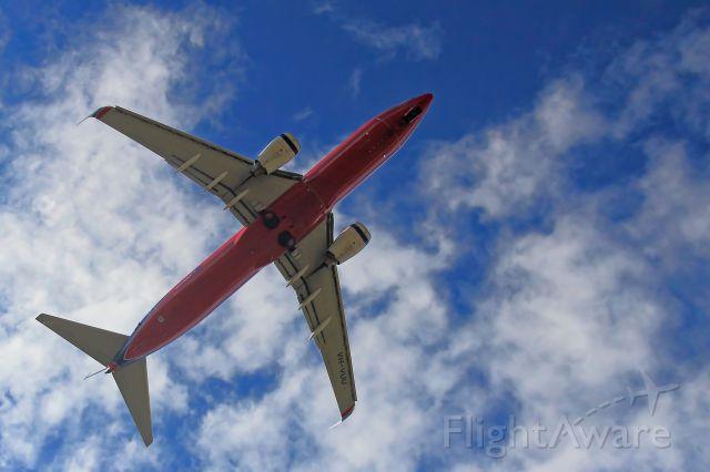 Boeing 737-800 (VH-VUU)