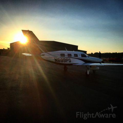 Piper Malibu Mirage (N699PG)