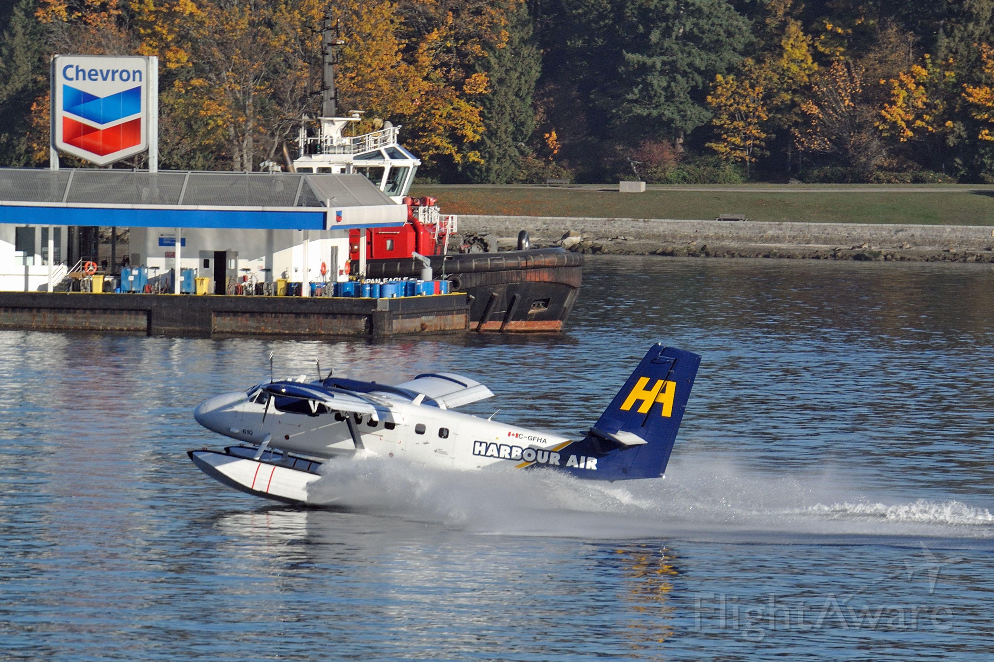 De Havilland Canada Twin Otter (C-GFHA)