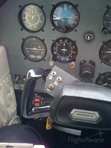 — — - Just hopped in N8902V. Once preflight checks are finished well get on the radio, grab the Wx and head out of KJQF.