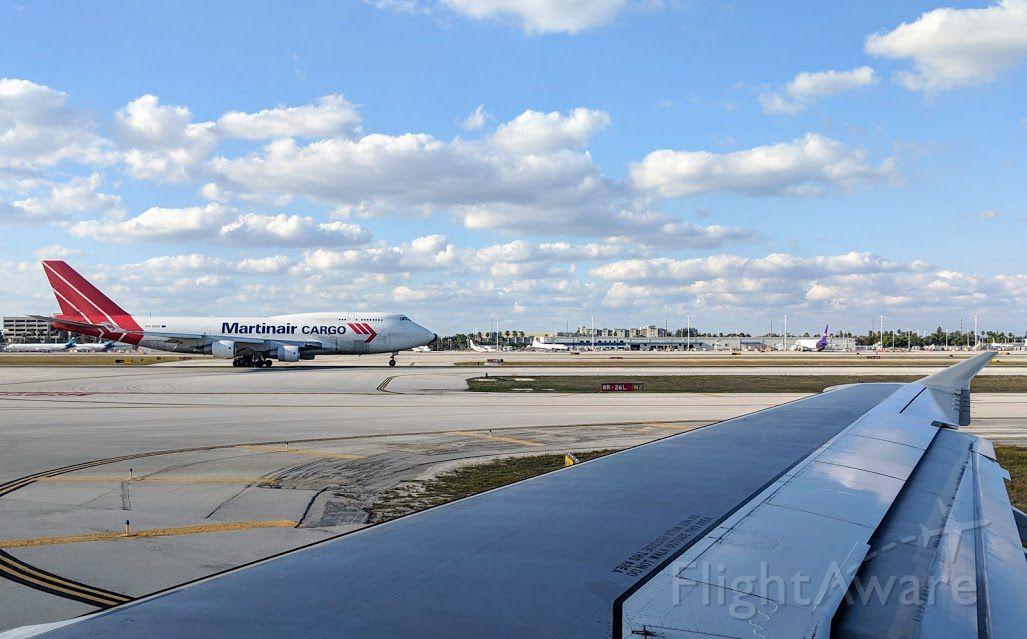 Boeing 747-400 (PH-MPS)