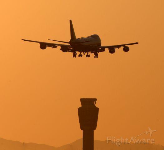 Boeing 747-200 (N28000) - phoenix sky harbor international airport 19FEB20 Air Force one 28000