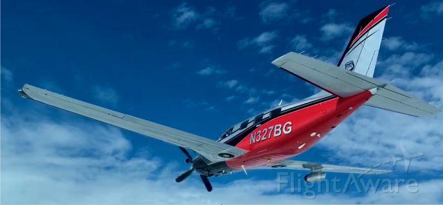 Piper Malibu Meridian (N327BG)