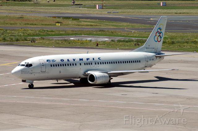 5X-BMC — - Boeing 737-42J