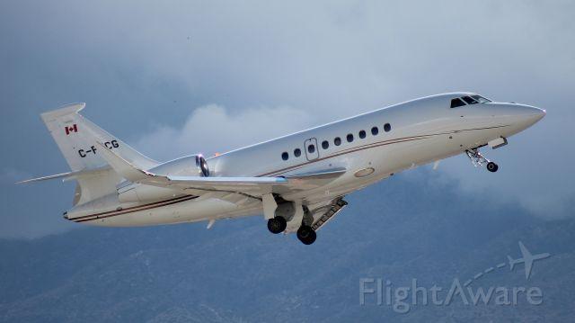 Dassault Falcon 2000 (C-FNCG)