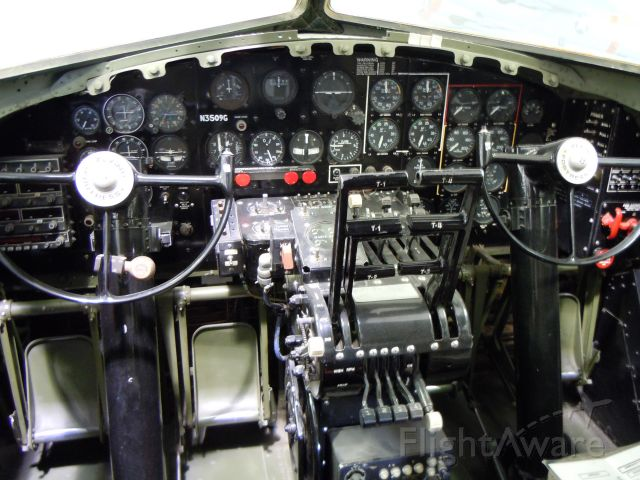 Boeing B-17 Flying Fortress — - Miss Angela panel at the Palm Springs Air Museum