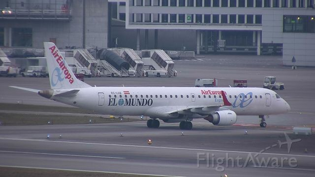 Embraer ERJ-190 (EC-LCQ)