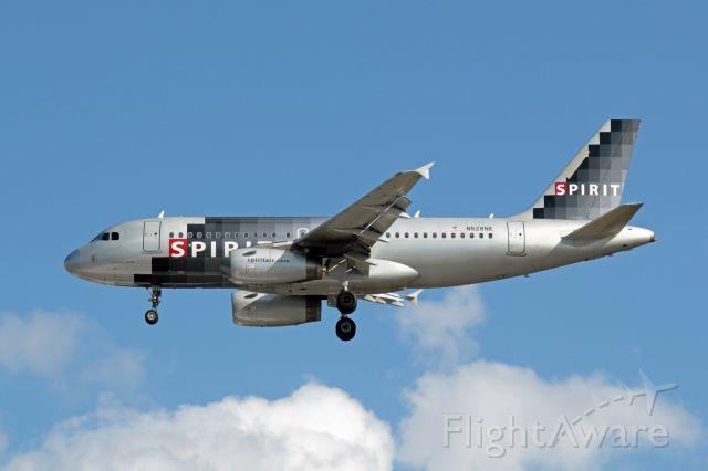 """Airbus A319 (N528NK) - Spirit Airways, N528NK, Airbus A319-132, msn, 2983, Photo by John A. Miller, <a rel=""""nofollow"""" href=""""<a rel=""""nofollow"""" href=""""http://www.PhotoEnrichments.com"""">www.PhotoEnrichments.com</a>"""">http://www.PhotoEnrichments.com"""">www.PhotoEnrichments.com</a></a>;"""