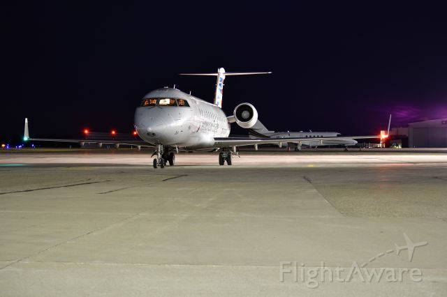Canadair Regional Jet CRJ-200 (N261PS)