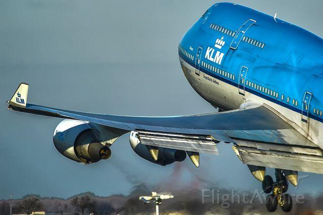 Boeing 747-400 (PH-BFC)